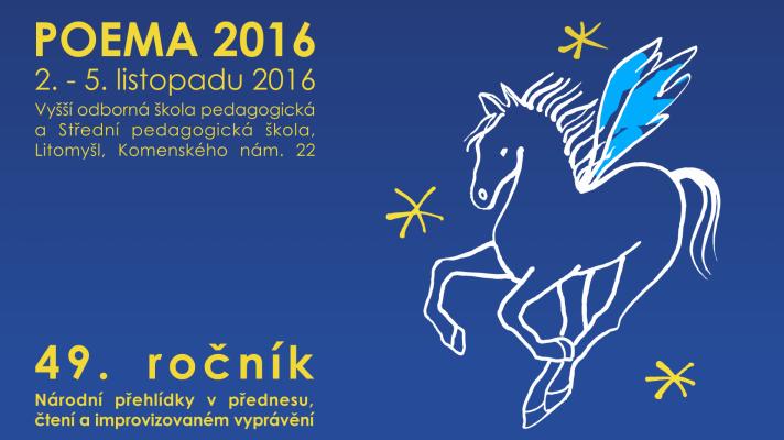 Poema 2016 - logo