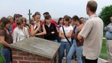 Setkání ve Francii (2006-07)  Bojiště na řece Somme