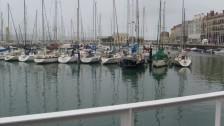 Setkání ve Španělsku (2008-09) Přístav Gijon