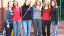 Setkání v Polsku (2007-08) Partnerská škola Laziska Gorne