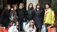 Setkání ve Španělsku (2008-09) Po přijetí na radnici v Mieres