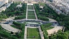 Setkání ve Francii (2006-07)  Pohled z Eiffelovy věže