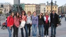 Setkání v Polsku (2007-08)  Krakow