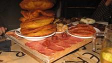 Setkání ve Španělsku (2008-09) Národní kuchyně Asturias