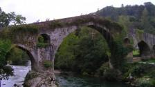 Setkání ve Španělsku (2008-09) Římský most
