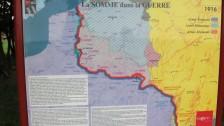 Setkání ve Francii (2006-07)  Mapa bojiště