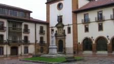 Setkání ve Španělsku (2008-09) Staré náměstí - Gijon