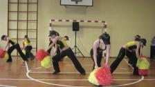 Setkání v Polsku (2007-08) Moderní tanec