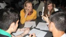 Setkání ve Francii (2006-07)  Debata o stereotypech, hodnocení dotazníků