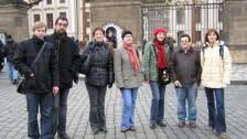 Učitelé partnerských škol v ČR - Praha