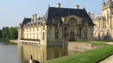 Setkání ve Francii (2006-07)  Výlet na zámek Chantilly