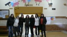 Setkání ve Španělsku (2008-09)  Vestibul školy