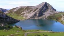 Setkání ve Španělsku (2008-09) Národní park Covadonga