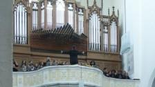Koncert smíšeného pěveckého sboru Kos