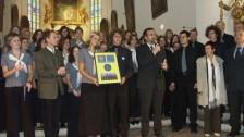 Koncert a křest CD smíšeného pěveckého sboru Kos